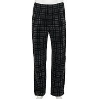 Deals on 2 Pack Croft & Barrow Mens Microfleece Sleep Pants
