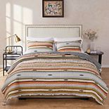 Barefoot Bungalow Painted Desert Quilt Set With Shams