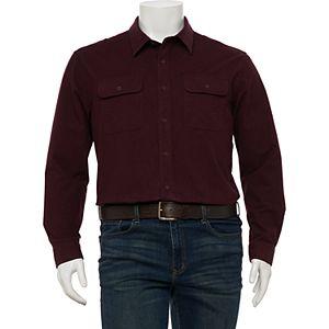Men's Croft & Barrow Extra Soft Button-Down Shirt
