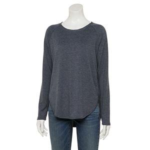 Women's Sonoma Goods For Life® Raglan Long Sleeve Tunic