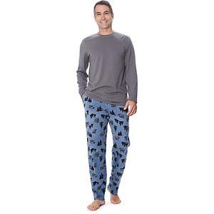 Men's Cuddl Duds® Classic Pajama Set