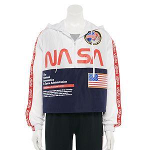 Juniors' NASA Windbreaker