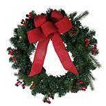 St. Nicholas Square® Outdoor LED Wreath