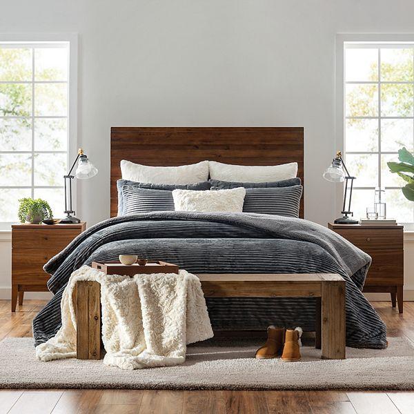 Koolaburra By Ugg Tilly Comforter Set, How Do You Wash Ugg Bedding