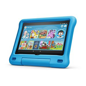 Amazon Fire HD 8 Kids Edition Tablet with Kid-Proof Case - 32 GB