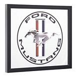 Ford Mustang Mirror Wall Decor