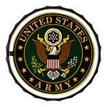 United States Army LED Wall Decor