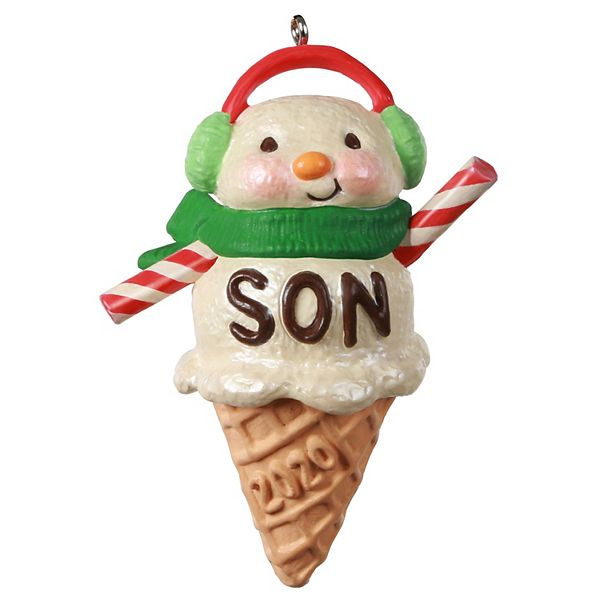 2020 Christmas Ornaments For Son Sons are Sweet 2020 Hallmark Keepsake Christmas Ornament