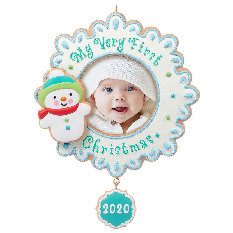 """My First Christmas"" 2020 Hallmark Keepsake Christmas Ornament"