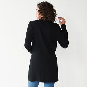 Women's Nine West Long Sweater Blazer