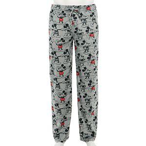 Men's Disney Mickey Mouse Pajama Sleep Pants