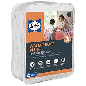 Sealy Waterproof Plus+ Mattress Pad