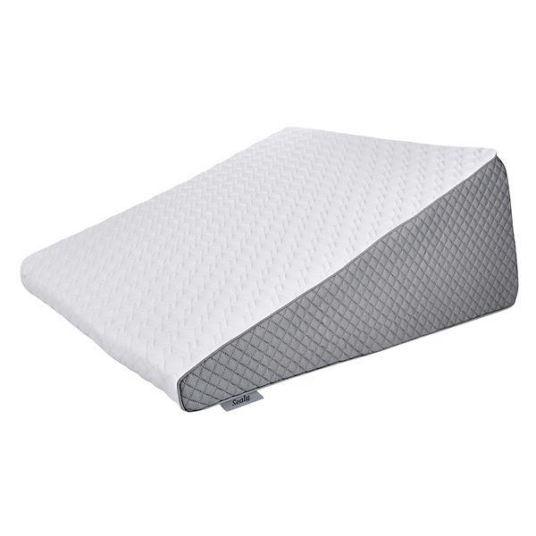 Sealy Chill Gel Foam Wedge Pillow