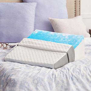 SealyChill Gel Foam Wedge Pillow