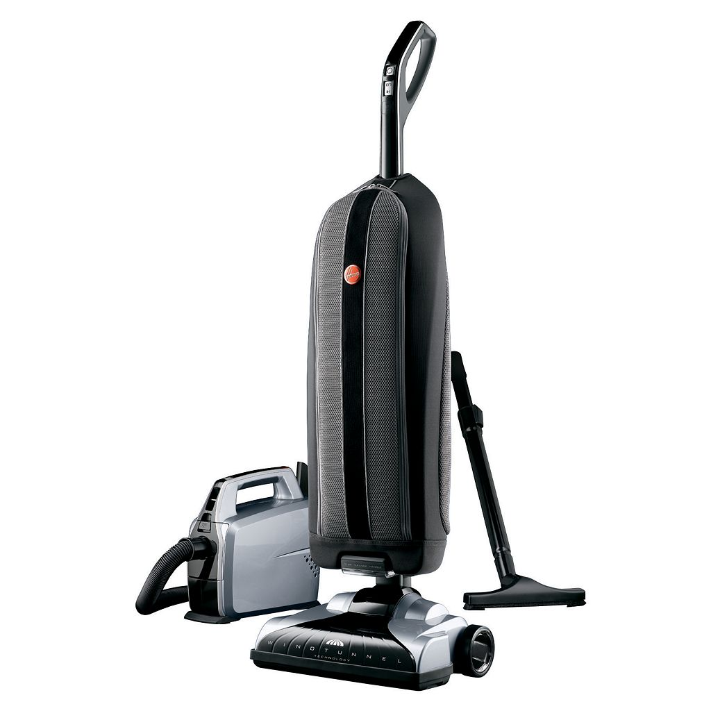Hoover Platinum Collection Lightweight Bagged Upright Vacuum
