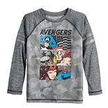 Boys 4-12 Jumping Beans® Avengers Graphic Tee