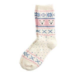 Women's Sonoma Goods for Life® Tree Critter Crew Socks 2-Pack