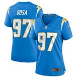 Women's Nike Joey Bosa Powder Blue Los Angeles Chargers Game Jersey