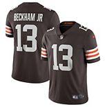 Men's Nike Odell Beckham Jr. Brown Cleveland Browns Vapor Limited Player Jersey
