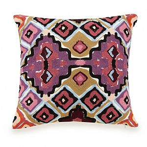 Vera Bradley Dream Tapestry Throw Pillow - 16'' x 16''