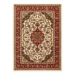 Well Woven Barclay Medallion Kashan Traditional Persian Floral Plush Area Rug