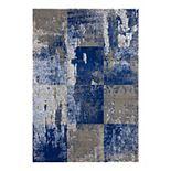 Art Carpet Twister Checkerboard Rug
