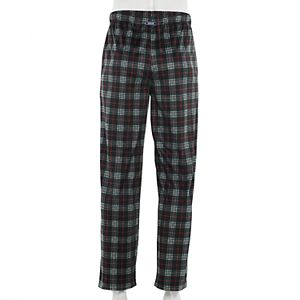 Men's IZOD Silky Fleece Sleep Pants