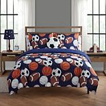 Threaded Play All Day Comforter Set