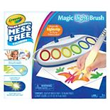 Crayola Color Wonder Magic Light Brush Mess Free Painting