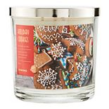 Sonoma Goods For Life® Holiday Cookies 14-oz. 3-Wick Candle Jar