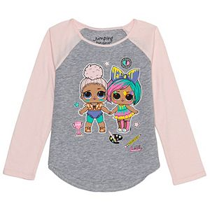 Girls 4-12 Jumping Beans® L.O.L. Surprise! Graphic Tee