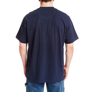 Men's Smith's Workwear Long-Tail Henley