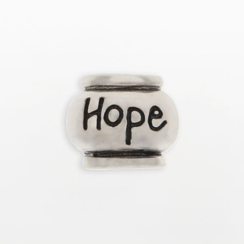 Individuality Beads Sterling Silver Hope Bead