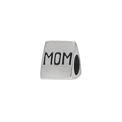 Individuality Beads Sterling Silver Mom Bead