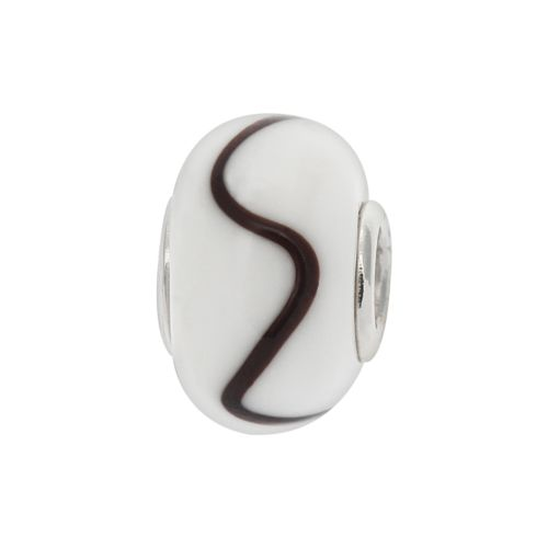 Individuality Beads Sterling Silver Glass Bead