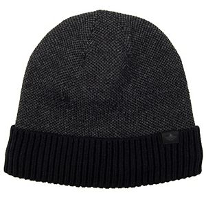 Men's Dockers Black Knit Beanie