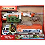 Matchbox Animal Rescue Combo Pack Vehicles