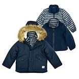 Boys 4-7 OshKosh B'gosh® Heavyweight Systems Jacket