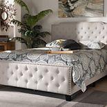 Baxton Studio Marion Bed