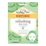 Burt's Bees Refreshing Cucumber Mask