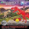 Discovery #Mindblown DIY Clay Tyrannosaurus Kit