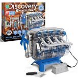 Discovery #Mindblown Toy Kids Model Engine Kit