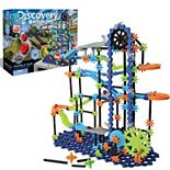 Discovery #Mindblown Toy Marble Run 321-piece Construction Set
