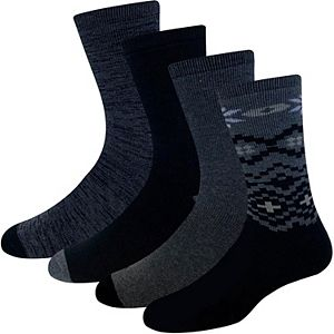 Men's Croft & Barrow® 4-pack Crew Boot Socks
