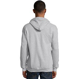 Men's Hanes EcoSmart Fleece Full-Zip Hooded Jacket