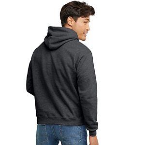 Men's Hanes EcoSmart Fleece Pullover Hoodie