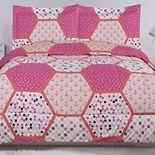 Beatrice Home Fashions Carolina Comforter Set