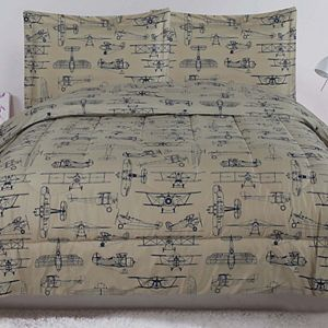 Beatrice Home Fashions Earheart Comforter Set