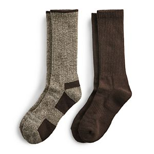 Men's Wool IQ Wool-Blend Repreve Outdoor Socks