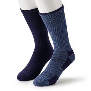 Men's Wool IQ Wool-Blend Repreve Outdoor Socks